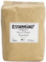 Essential Toasted Soya Flour Organic