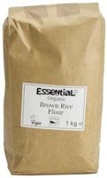 Essential Brown Rice Flour Organic 1kg