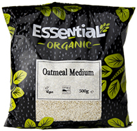 Essential Medium Oatmeal Organic