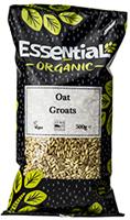 Essential Oat Groats Organic