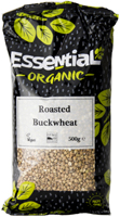 Essential Roast Buckwheat Organic