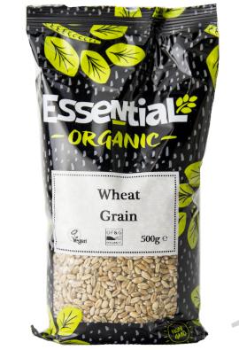 Essential Wheat Grain Organic