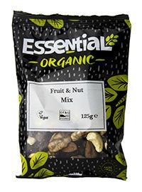 Essential Fruit & Nut Mix Organic