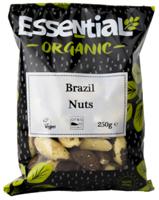 Essential Brazil Nuts Organic 250g