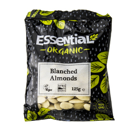Essential Blanched Almonds Organic