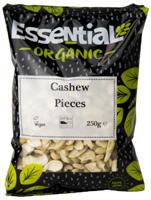 Essential Cashew Pieces Organic