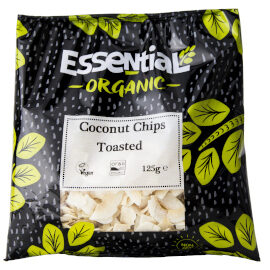 Essential Toasted Coconut Chips Organic