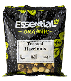 Essential Toasted Hazelnuts Organic