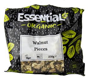 Essential Walnut Pieces Organic