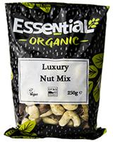 Essential Luxury Nut Mix Organic 250g