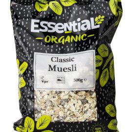 Essential Classic Muesli Organic 500g