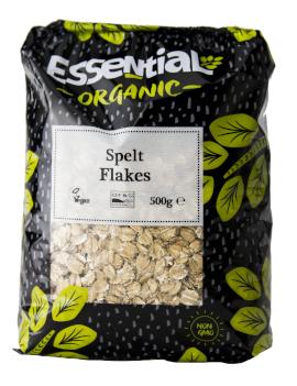 Essential Spelt Flakes Organic