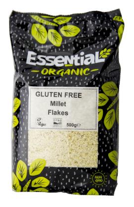 Essential Millet Flakes Gluten Free Organic