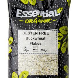 Essential Buckwheat Flakes Gluten Free Organic