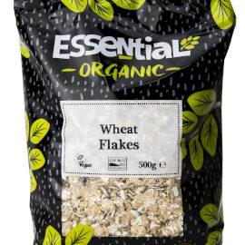 Essential Wheat Flakes Organic