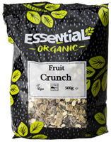 Essential Fruit Crunch Muesli Organic