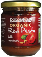 Essential Red Pesto Double Concentrate Organic