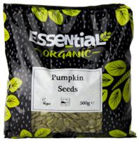 Essential Pumpkin Seeds Organic 500g