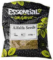 Essential Alfalfa Seed Organic 125g