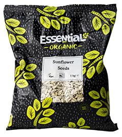 Essential Sunflower Seeds Organic 1kg