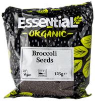 Essential Broccoli Seeds Organic