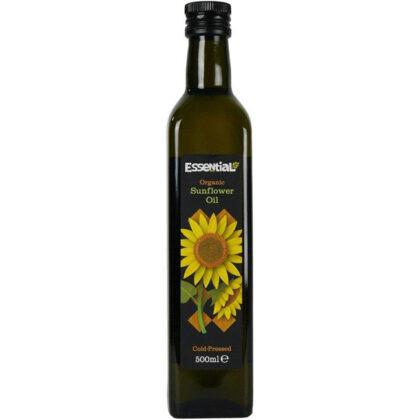 Essential Sunflower Oil Organic 500ml