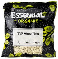 Essential TVP Plain Mince Organic
