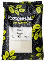Essential Cane Sugar Organic 1kg