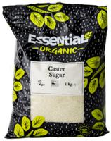 Essential Caster Sugar Organic 1kg