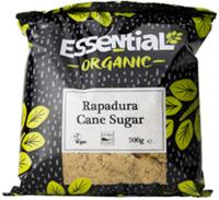 Essential Rapadura Cane Sugar Organic