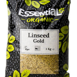 Essential Linseed Gold Organic 1kg