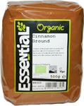 Essential Cinnamon Ground Organic 500g