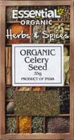 Essential Celery Seed Organic
