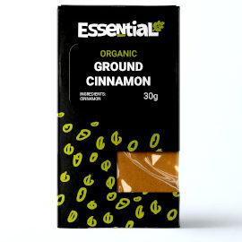 Essential Cinnamon Ground Organic