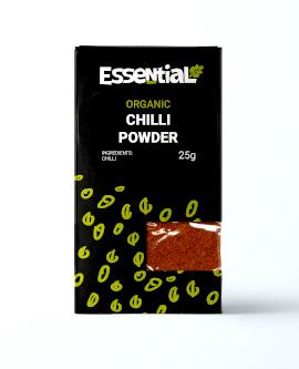 Essential Chilli Powder Organic