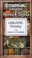 Essential Parsley Organic