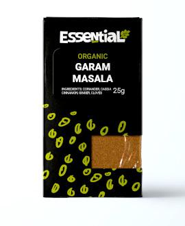 Essential Garam Masala Organic