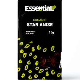 Essential Star Anise Organic