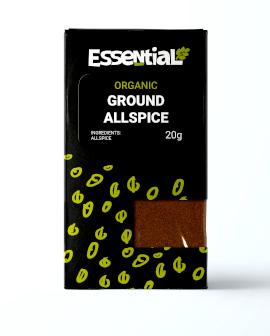Essential Ground Allspice Organic