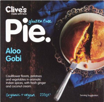 Clive's Aloo Gobi Pie Gluten Free Organic