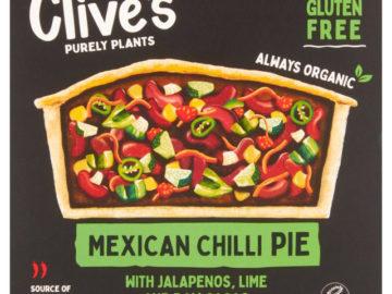 Clive's Mexican Chilli Pie Gluten Free Organic