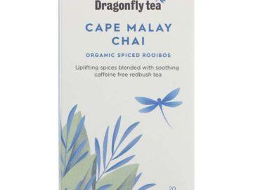 Dragonfly Tea Cape Malay Spiced Rooibos Chai Organic