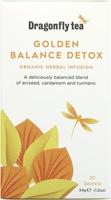 Dragonfly Golden Balance Detox Organic