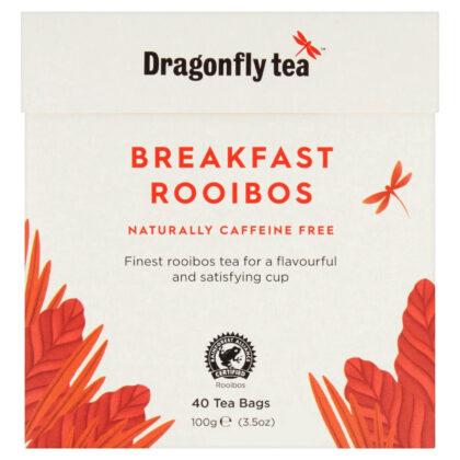 Dragonfly Tea Breakfast Rooibos Caffeine Free Tea