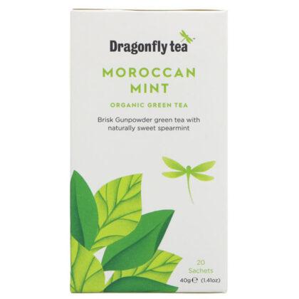 Dragonfly Tea Moroccan Mint Tea Organic