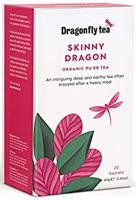Dragonfly Skinny Dragon Pu'er Tea Organic