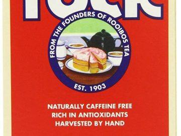 Tick Tock Original Rooibos Loose Leaf Tea Organic