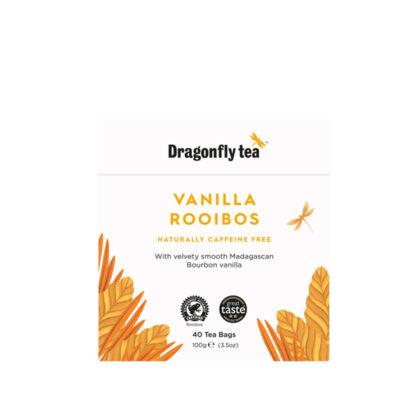 Dragonfly Vanilla Rooibos Caffeine Free Tea