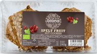 Biona Spelt Fruit & Nut Cookies Organic