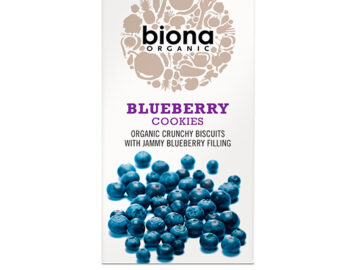 Biona Blueberry Cookies Organic